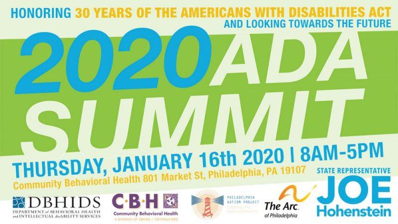 2020 ADA Summit